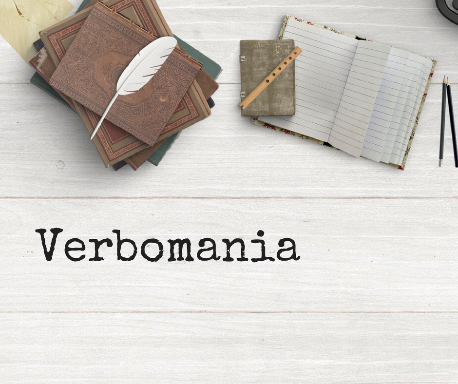 Verbomania by Liz Thompson | HouseStyle Editing