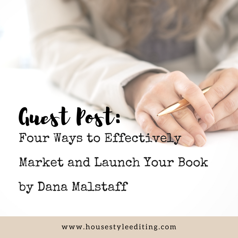 Dana Malstaff | Boss Mom | Marketing and Launching Your Book