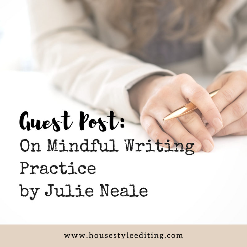 Mindful Writing | House Style Editing